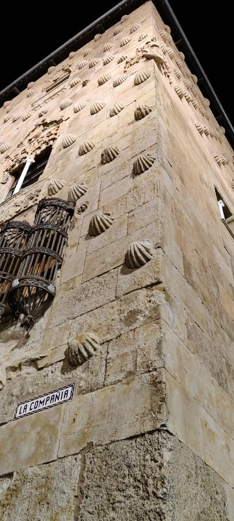 La casa de las conchas. Salamanca
